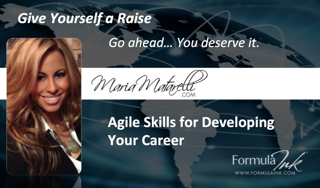 Maria Matarelli Speaker for Agile Webinar