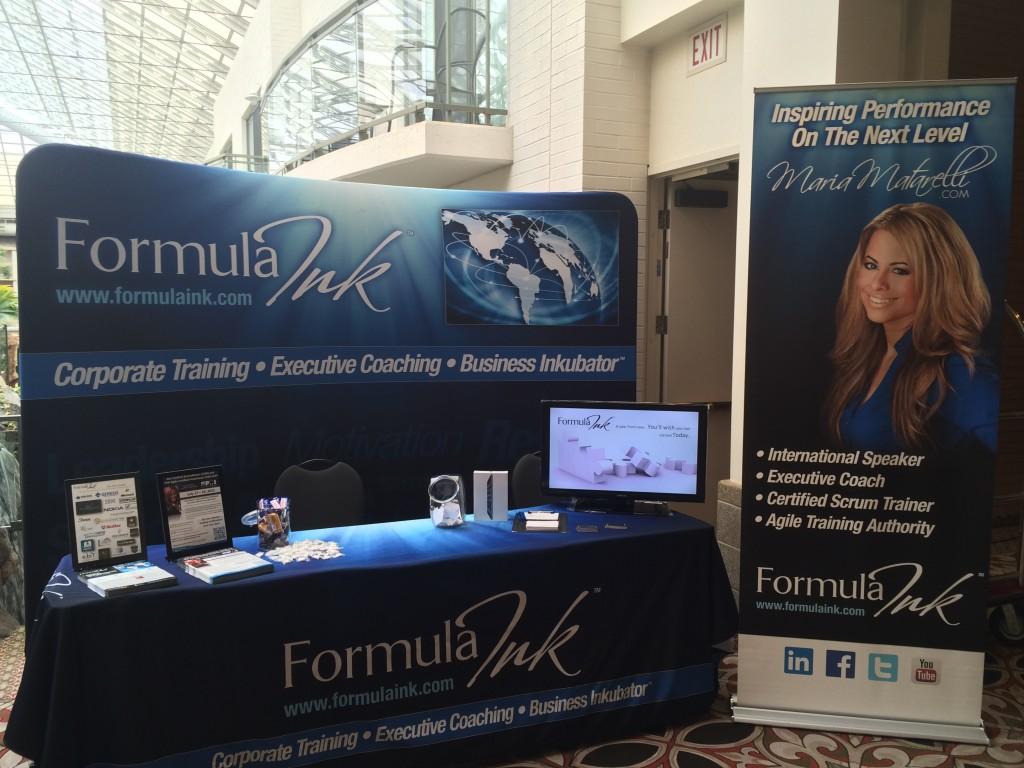 Formula Ink Booth Ontario Canada
