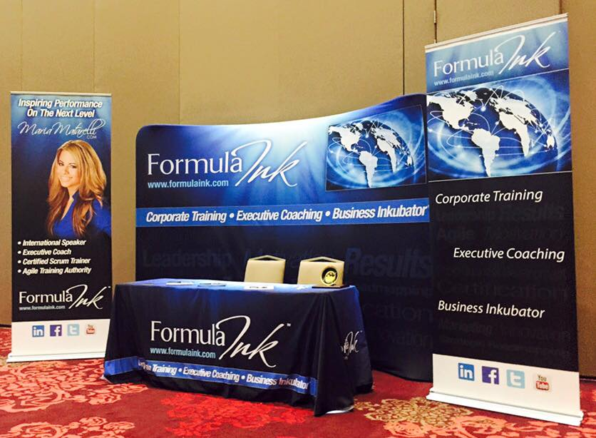 Formula Ink Booth Panama