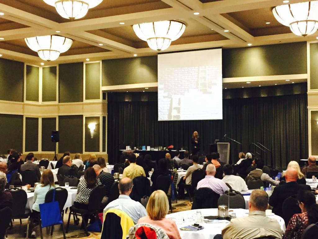 Maria Matarelli Keynote Presentation in Ontario