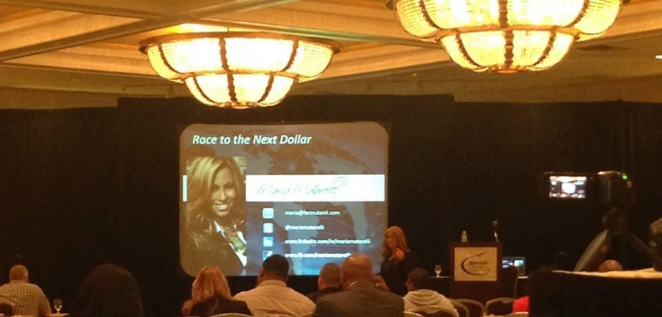 Maria Matarelli Presentation in Tampa