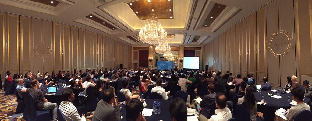 Joe Justice Keynote Shanghai